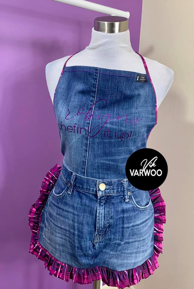Denim Apron