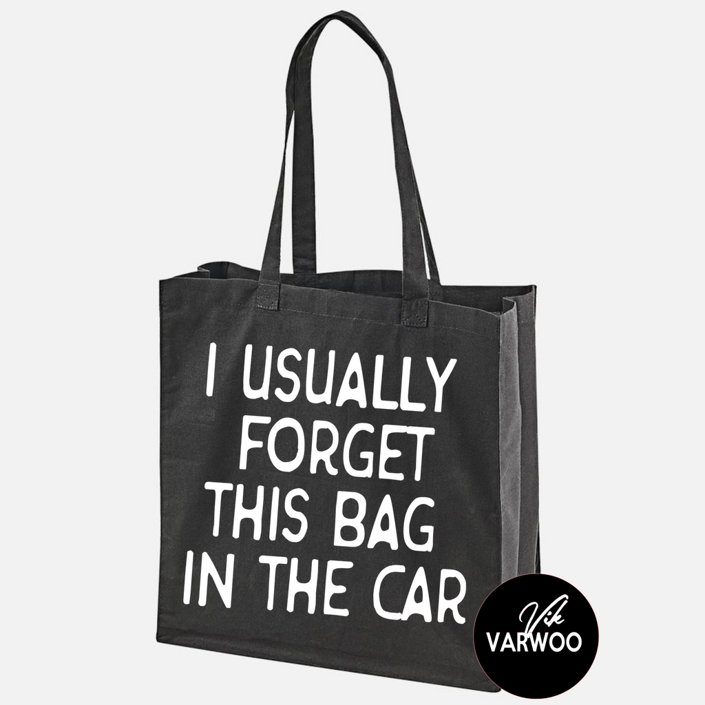 Forgetful Bag Shopping Tote