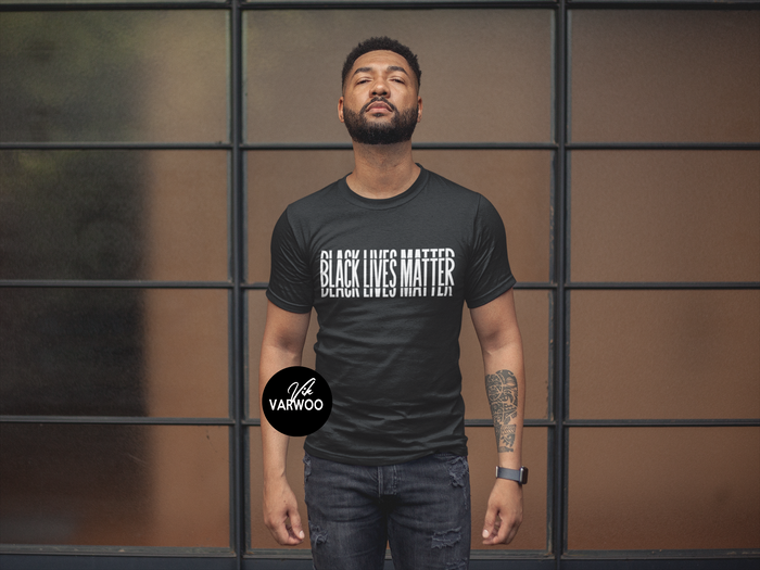 Black Lives Matter (Double Vision) Tee