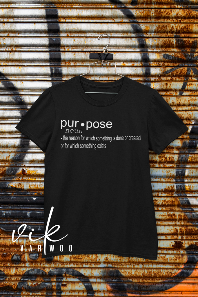 Purpose Definition Tee