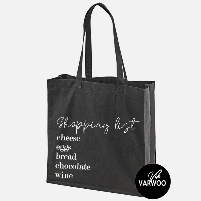 The Essentials Shopping Tote