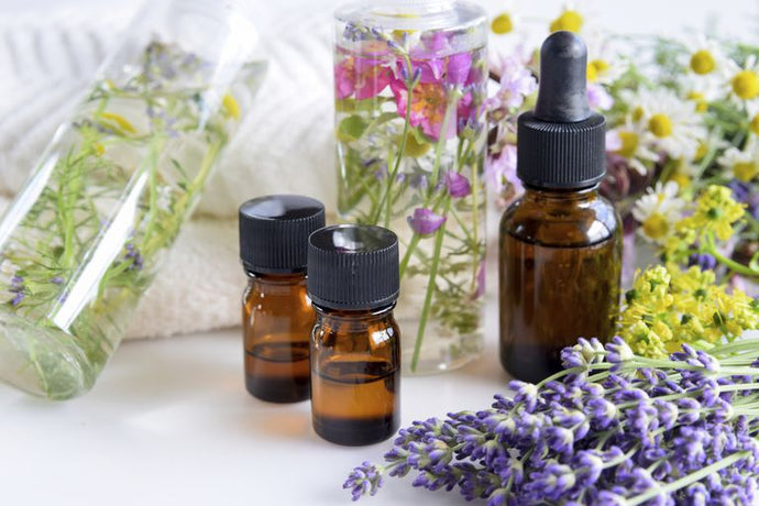 Essential Oils and Hair Growth