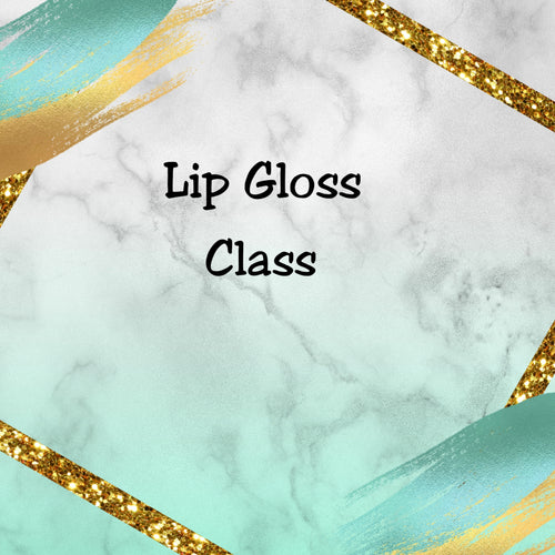 Virtual Lip Gloss Class
