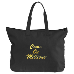 Come On Millions Tote Bag