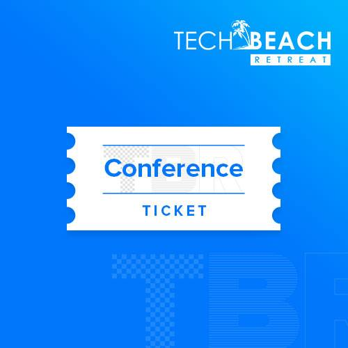 Tech Beach Conference Day Pass