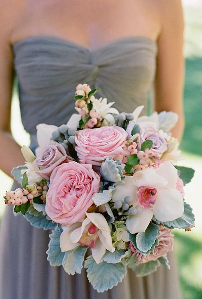 On Trend Silk Wedding Bouquets, Why?