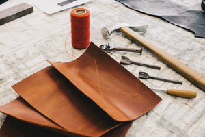 Calfskin Leather cases