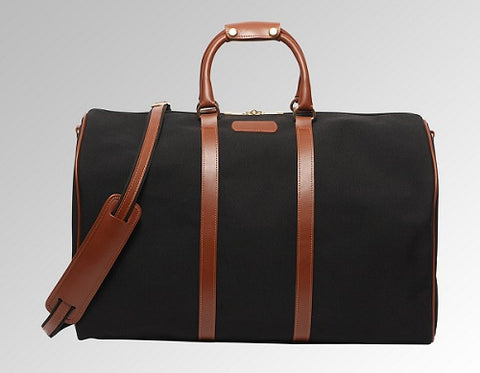 Classic men's travel bag by T. Anthony