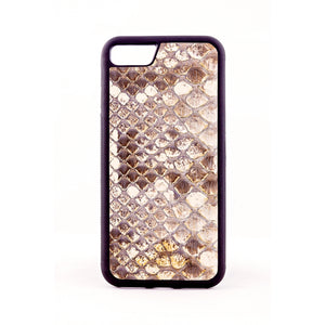 Royal Python Leather Case