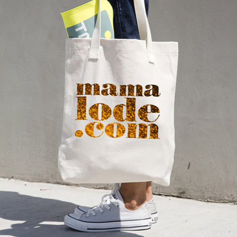 Mamalode Bling Tote Bag