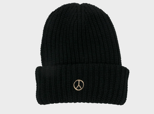 Open image in slideshow, Black Beanie