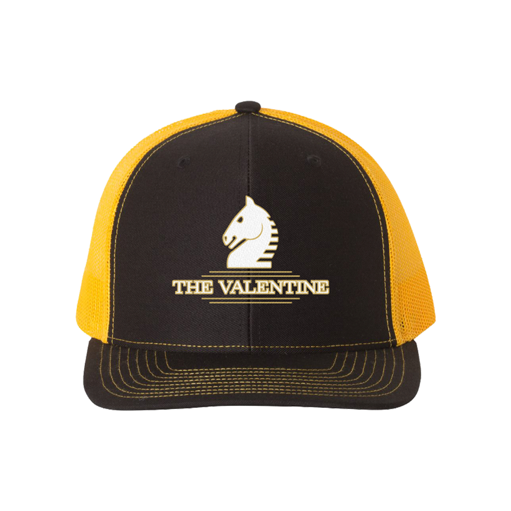 The V Logo Trucker Hat