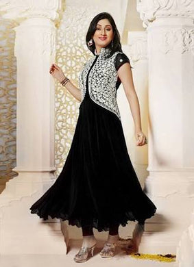 Black Color Salwar