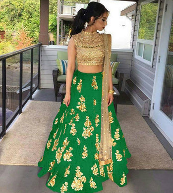 97a52527dbd70c 9000 Silk Heavy Embroidery Work Party Were Lehenga Choli – SAREEU™