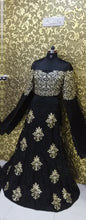 New Collection Black Colour Heavy Embroiderey Work  Lehenga