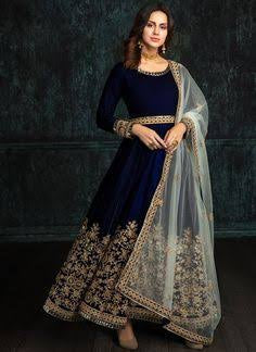 New Indian Wedding Designer Salwar Suit Bollywood Ethnic Wear Suit