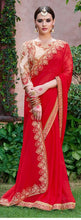 New Collection  Red Colour  Benglory Silk  Saree