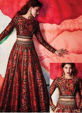 Attractive Multicolor Digital Printed Circular Lehenga Choli