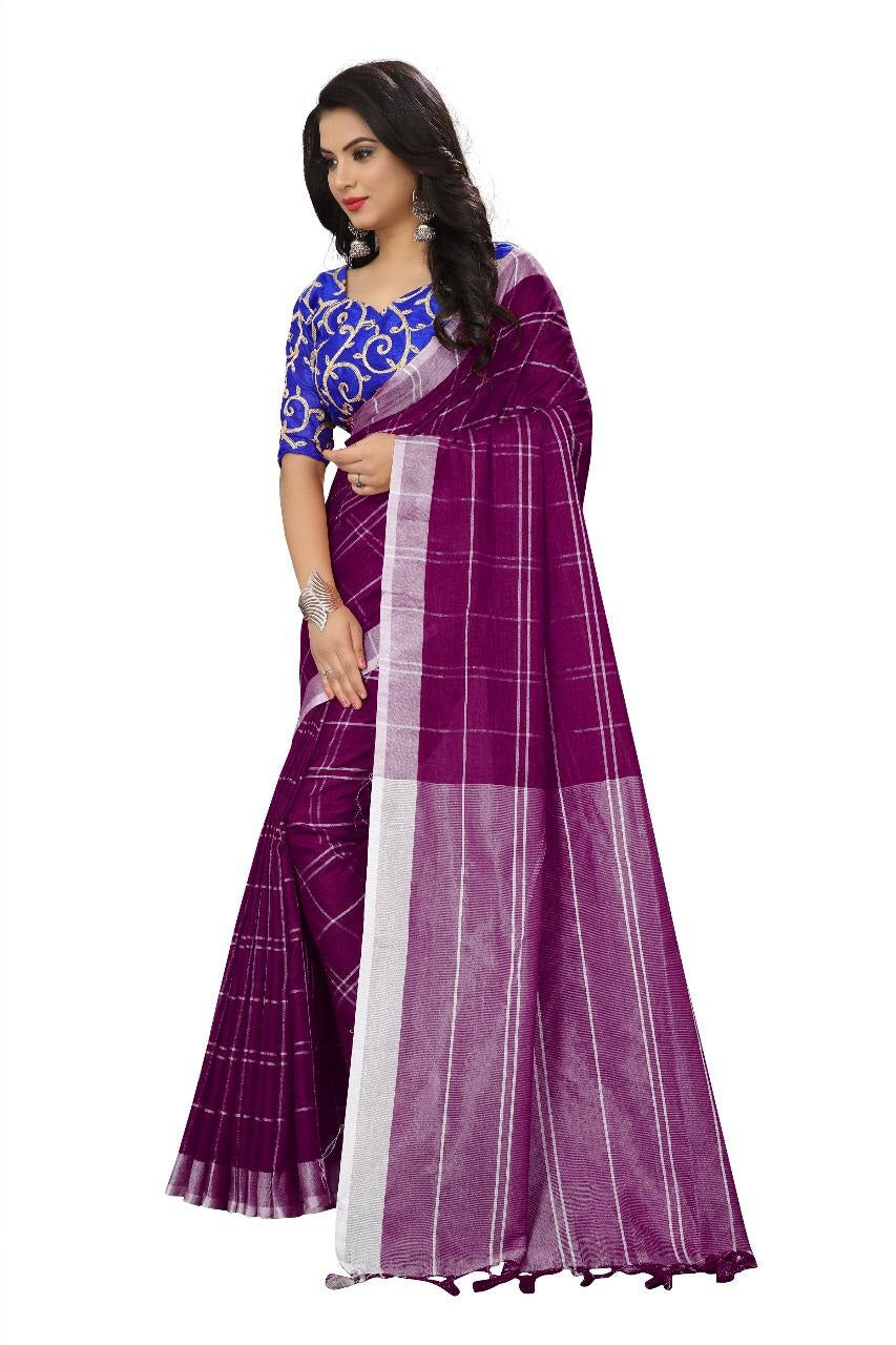 b603895c17665a Bollywood Style Designer Lilan Silk Saree With Embroidery Work Blouse ...