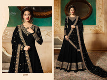 New Bollywood Style Emboidery Work Designer Anarkali Dress