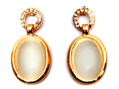Fashion Latest Design Rounded Shape Dangle Drop Long Earring For Women And Girls Ideal For Casua