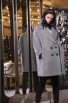 Mori Dove Cole Cashmere & Wool Coat - Shotof
