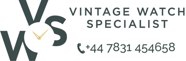 Vintage Watch Specialist