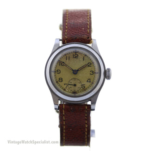Enicar ATP Military Issue wristwatch, c 1940's