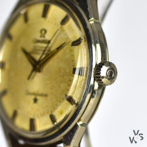 1961 Omega Constellation Automatic Chronometer - Cal.551 - Vintage Watch Specialist