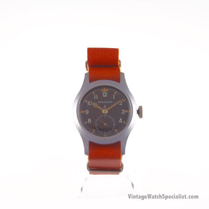 Jaeger LeCoultre WWW Military Wristwatch, Calibre 479, 16 Jewels