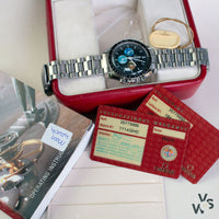 2005 Omega Speedmaster Professional Moonwatch Moon to Mars Limited Edition Reference 3577.50.00 - Vintage Watch Specialist