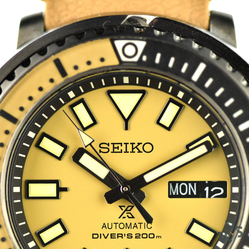 2020 Seiko Prospex Street Series SRPE29K1 - Khaki Edition - Box and papers - Vintage Watch Specialist