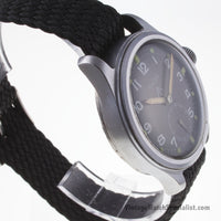 TIMOR WW2 - CALIBRE 6060 - 15 JEWELS - WWW - MILITARY WATCH