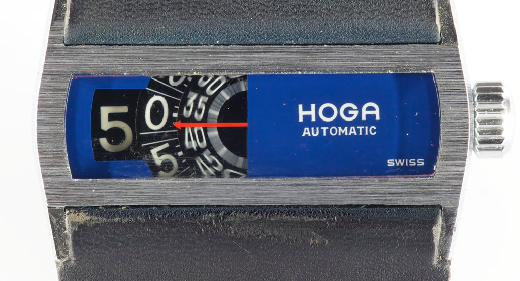 HOGA JUMP HOURS AUTOMATIC