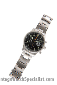 Fortis Flieger Chronograph Automatic - Model 597.10.141 - 40mm
