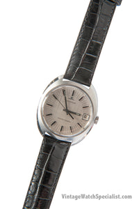 JAEGER LeCOULTRE MASTER QUARTZ - STEEL - Model - 23301-51