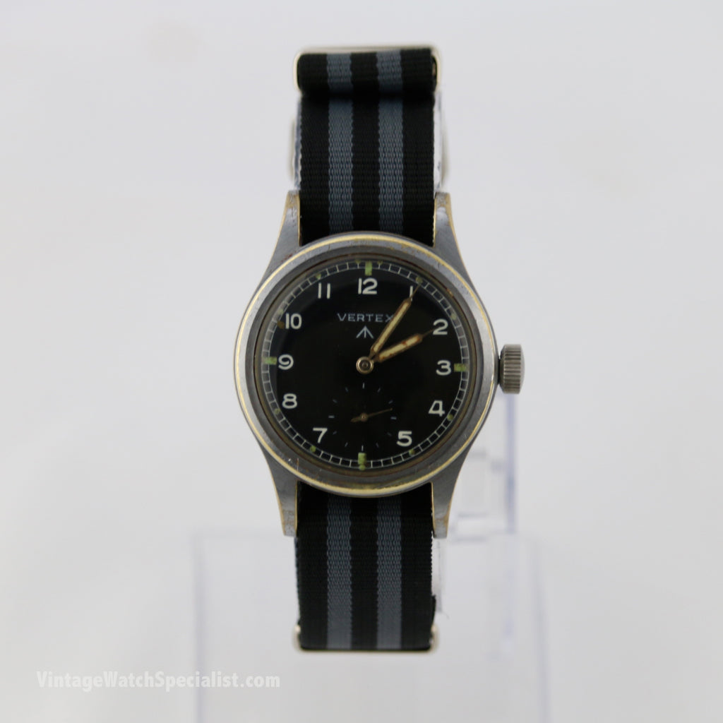 WWW VERTEX WW2 MILITARY WATCH, CALIBRE 59