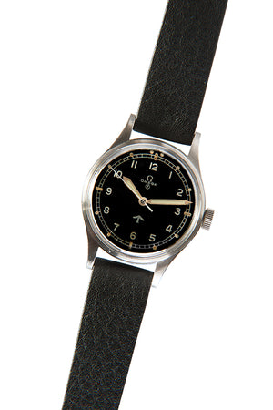 "OMEGA 1953 ""FAT ARROW"" RAF-ISSUED WRIST WATCH"