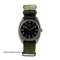 Hamilton W10 Military Watch - with hack seconds