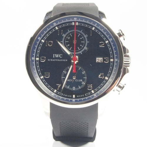 IWC PORTUGUESE YACHT CLUB CHRONO LAUREUS, LTD