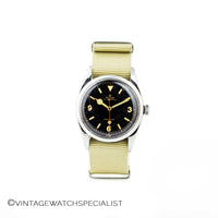 Rolex Pre-Explorer 1953 Military Issue HS10 Ref.6150 MOD