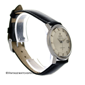 Omega Constellation Automatic Chronometer Pie Pan Dial