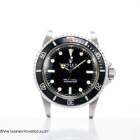 Rolex Oyster Perpetual Submariner 5513/5514 Comex