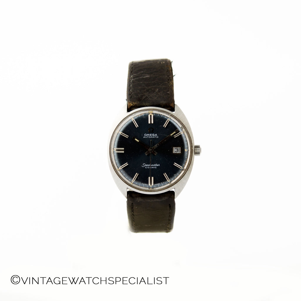 Omega Seamaster Cosmic Stainless Steel Automatic c.1971