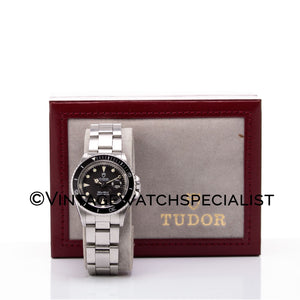 Tudor Mini Sub 73090 - c.1992 - Stainless Steel Bracelet Watch
