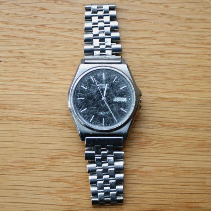 Seiko SQ100 - Spares and repairs