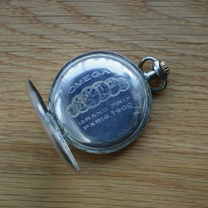 Omega Pocket Watch 5442286 - Paris 1900 - Spares/Repairs