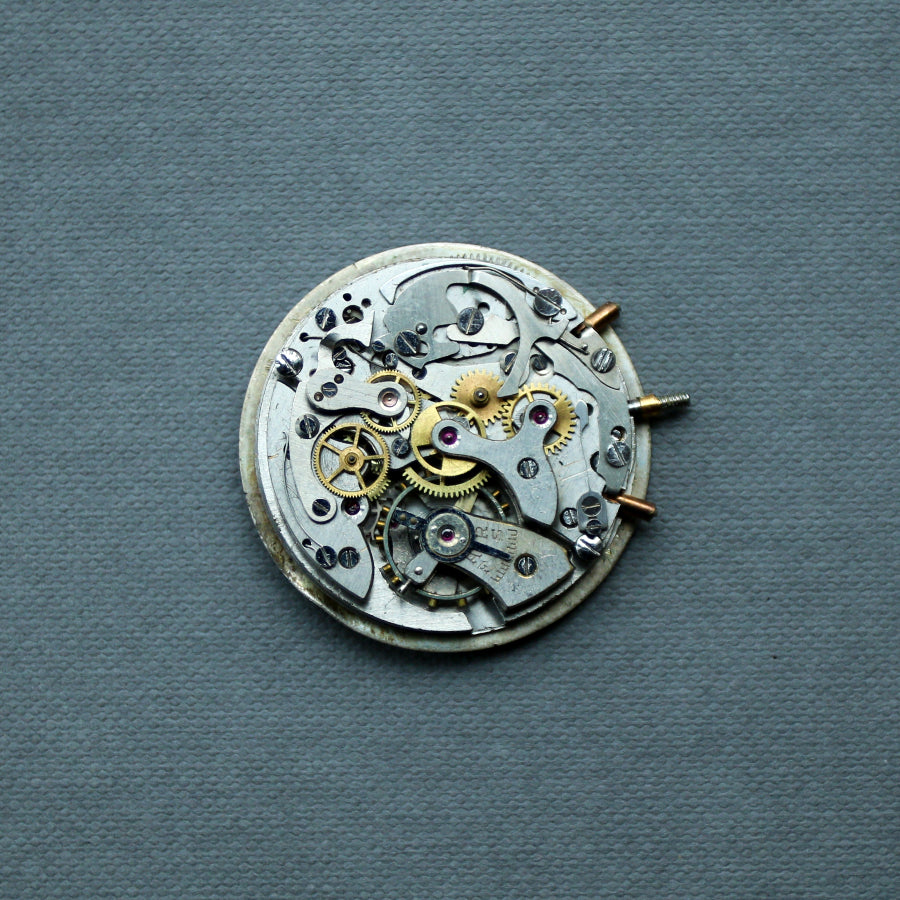 Landeron 48 Chronograph Movement - Ducim Dial and hands