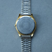 Tissot Seastar Quartz - Gold and steel bracelet