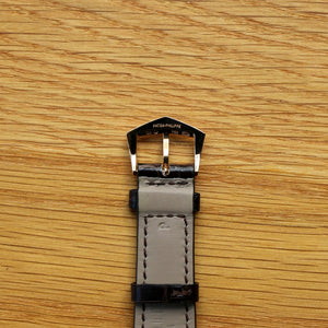 Patek Philippe - Brown Crocodile Skin Strap and 18k Rose Gold Patek Philippe Pin Buckle - Genuine and In Unused Condition